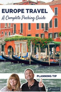 A complete packing list for your summer travels to Europe. How to pack lightly, without missing the essentials. | Blog by The Planet D: Canada's Adventure Travel Couple