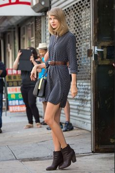 I'll take one of everything in Taylor Swift's closet, please.