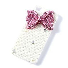 Bling Bow iPhone 5 Cover