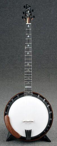 Diamond Joe Closer Look - Acoustic Banjos - Nechville Musical Products