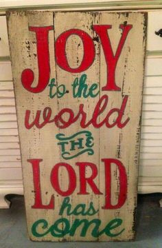 Christmas sign by darlene