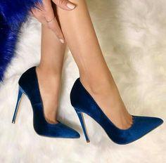 Aquele azul...