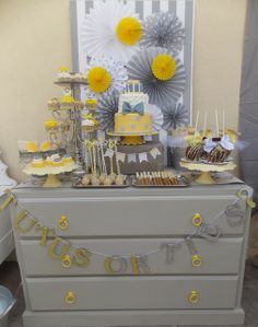 Gender Reveal Party by Catch my Party