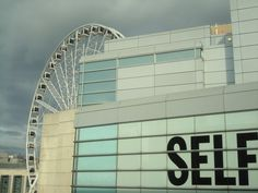 Manchester and Selfridges- Love