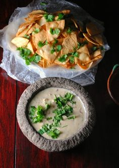 Chile Con Queso | Sweet Life
