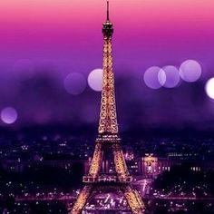 Tour Eiffel (Paris) + Bokeh + Purple + Warmth - Arnaud Hayaert - My Pin Iphone 5 Wallpaper, Cool Wallpaper, Travel Wallpaper, Bokeh Wallpaper, Iphone Pics, Mobile Wallpaper, Wallpapers Android, Beautiful Wallpaper For Phone, Nature Wallpaper