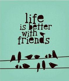 <3 my friends :)