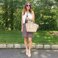 Summertime park look by @elleoquentstyle