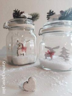 Come costruire Snow Globe fai-da-te in barattoli di vetro Idea di riciclo creativo per decorare la vostra casa per le feste di Natale.  #snowglobe #diycrafts #natale #riciclocreativo #homedecor #mycandycountry  Seguimi su: www.mycandycountry.it