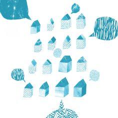 houses talking