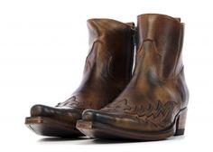 Sendra cowboy inspired boots