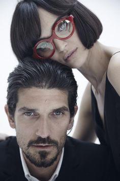 Alain Mikli Eyewear Campaign 2015 Photoshoot