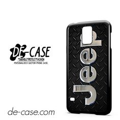 Jeep Personalized DEAL-5849 Samsung Phonecase Cover For Samsung Galaxy S5 / S5 Mini