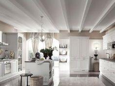 cucina-classica-bianca.jpg (600×450)