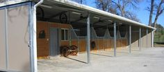 Shedrow Barns - FCP Building