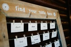 Seating chart at Casa En Las Rocas, Troncones, Mexico. Beautiful space for a wedding or party!
