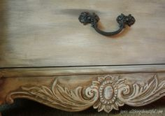 How to Antique Furniture Easily