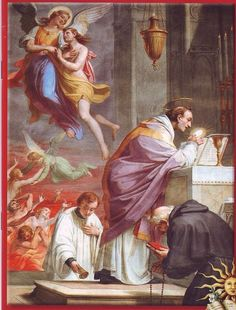 """What happens at Mass.so don't forget to pray for the souls in purgatory during Eucharistic Mass. Read """"Holy Mass"""" by Katalina Rivas- you will never think of or attend Holy Mass the same again! Catholic Prayers, Catholic Mass, Catholic Quotes, Catholic Saints, Roman Catholic, Religious Pictures, Religious Art, All Souls Day, Les Religions"""