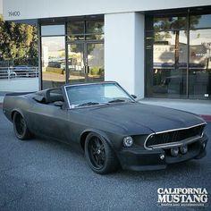 1969 Mustang Custom 311 Warpony KR