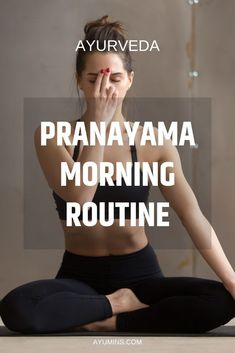 health Pranayama Morning Routine for your ayurveda lifestyle. Yoga Fitness, Fitness Tips, Health Fitness, Ayurveda Vata, Ayurvedic Healing, Ayurveda Lifestyle, Yoga Lifestyle, Yoga Routine, Yoga Meditation