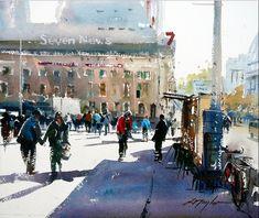 Resultado de imagen de david taylor pintor