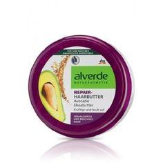 Alverde -  Beurre Capillaire Repair - Cheveux Abimés Cassants  - 200ml