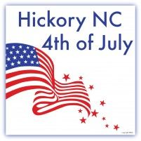 Check out the link for several Hickory NC: Local 4th of July Events 2014 !