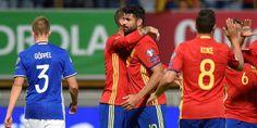 Diego Costa(x2), Silva(x2), Morata(x2), Vitolo y Sergi Roberto anotaron en el…