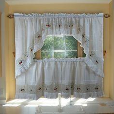 cortinas de cocina - Buscar con Google