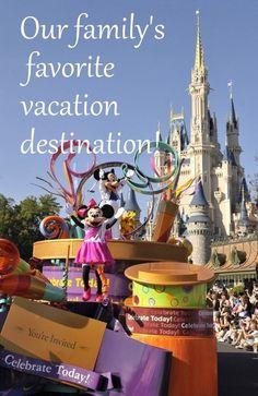 Packing List for Disney