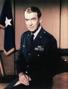 A combat veteran pilot, James Stewart retired as a Brigadier General in the United States Air Force Reserve.