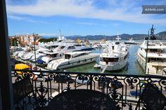 Saint tropez magnifique appart port à Saint-Tropez