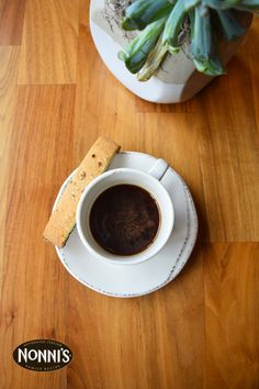 Treat yourself to Nonni's Biscotti and a cup of our Italian Roast K-Cup coffee. Purchase both on Amazon now! Italian Roast, Morning Ritual, Breakfast Pancakes, Fun Cup, Treat Yourself, Biscotti, Treats, Coffee, Amazon