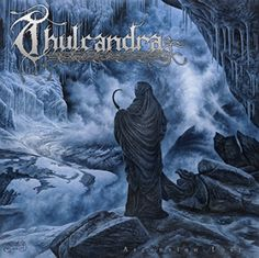 Melodic black metal from Germany. Thulcandra - Ascension Lost (2015) review @ Murska-arviot