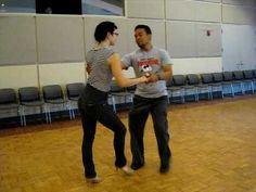 Southern Belle 2009: Challenging Swingout Variations with Sharon - Recap - YouTube