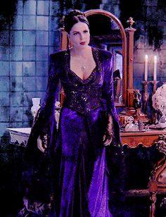 Regina Mills Evil Queen dress from 5.12