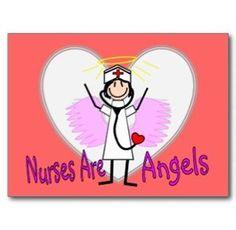 Nurses Are Angels!