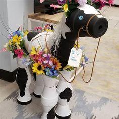 Flower Pot Art, Flower Pot Crafts, Clay Pot Crafts, Diy Crafts, Terracotta Flower Pots, Clay Flower Pots, Craft Show Ideas, Diy Ideas, Garden Crafts