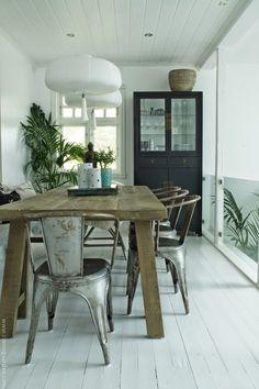 Svenngården: Our dining room - right now