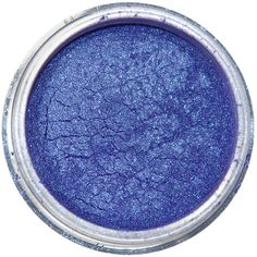 AVANI Dead Sea Cosmetics Royal Blue Shimmer Eyeshadow (26 PEN) ❤ liked on Polyvore featuring beauty products, makeup, eye makeup, eyeshadow, mineral eyeshadow, shimmer eye shadow, mineral eye shadow, shimmer eyeshadow and eye shimmer makeup