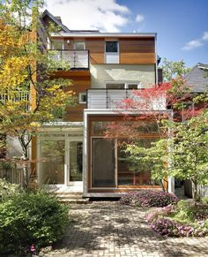 Walmer Residence - A project by PLANT Architect Inc.