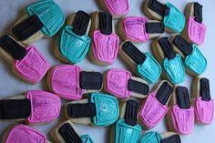 nail polish cookies | Nail Polish Cookies | Start a Cookie Business