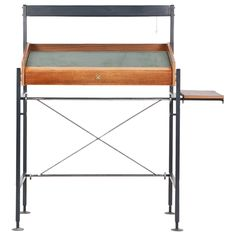 Egon Eiermann Stand-Up Desk | From a unique collection of antique and modern desks and writing tables at https://www.1stdibs.com/furniture/tables/desks-writing-tables/