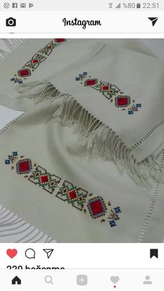 Palestinian Embroidery, Blackwork, Cross Stitch Patterns, Diy And Crafts, Design, Cross Stitch, Ideas, Mexican Style, Toss Pillows