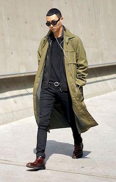 #axelarigato | Raddest Men's Fashion Looks On The Internet: http://www.raddestlooks.org