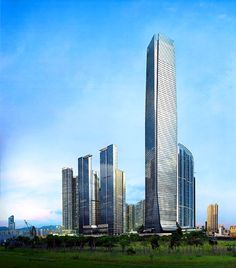 Highest Buildings and Towers in the World | Top 11 Famous Skyscrapers - Foto Gallery of Tallest Skyscrapers on OrangeSmile
