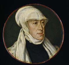 Maria van Hongarije (1505-58), landvoogdes der Nederlanden, anoniem, 1550 - 1560