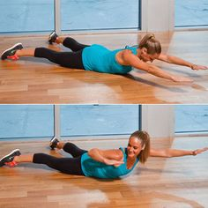 Top 10 Moves to Tone Your Trouble Zones | Shape Magazine