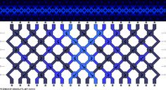 Friendship bracelet pattern 68934 new