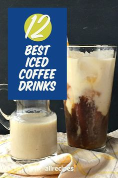 Iced Cappuccino, Best Iced Coffee, Iced Coffee Drinks, Espresso Drinks, Coffee Latte, Chocolate Liqueur, Hot Chocolate Mix, Mocha Smoothie, Vietnamese Iced Coffee